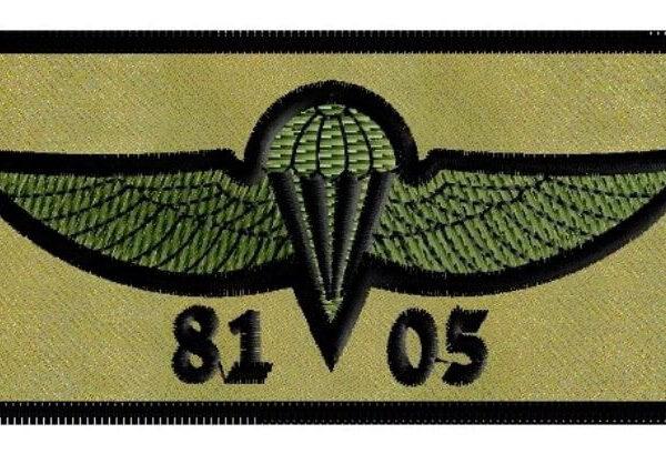 פא'ץ של גדוד 8105