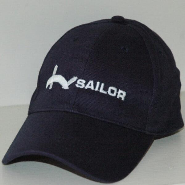 רקמה על כובע סילור